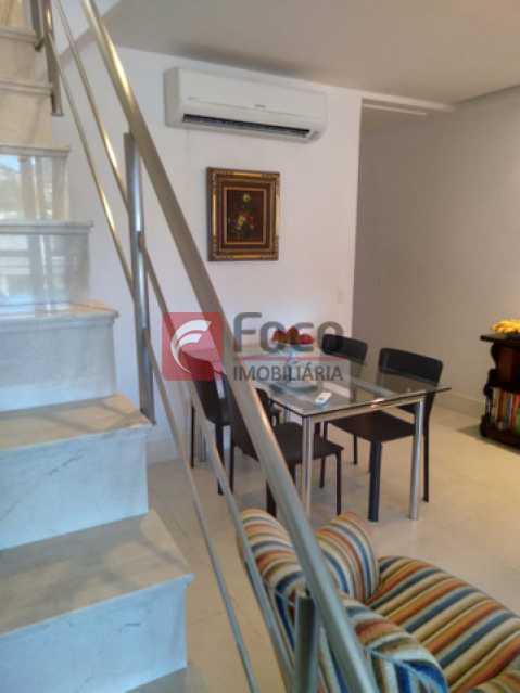 10 - Cobertura à venda Rua Marquês de São Vicente,Gávea, Rio de Janeiro - R$ 2.300.000 - JBCO30202 - 11