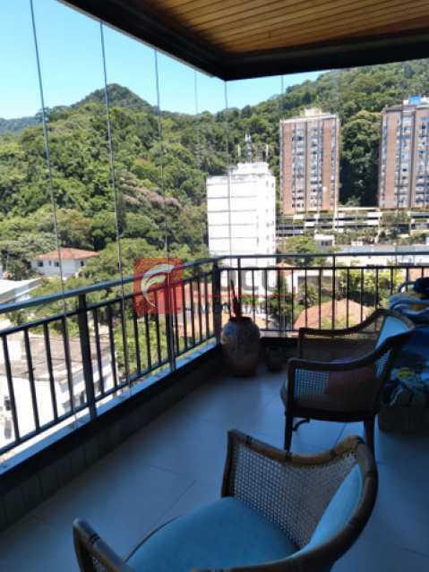 12 - Cobertura à venda Rua Marquês de São Vicente,Gávea, Rio de Janeiro - R$ 2.300.000 - JBCO30202 - 13