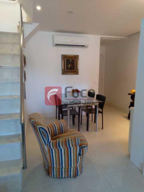 13 - Cobertura à venda Rua Marquês de São Vicente,Gávea, Rio de Janeiro - R$ 2.300.000 - JBCO30202 - 14