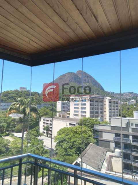 14 - Cobertura à venda Rua Marquês de São Vicente,Gávea, Rio de Janeiro - R$ 2.300.000 - JBCO30202 - 15