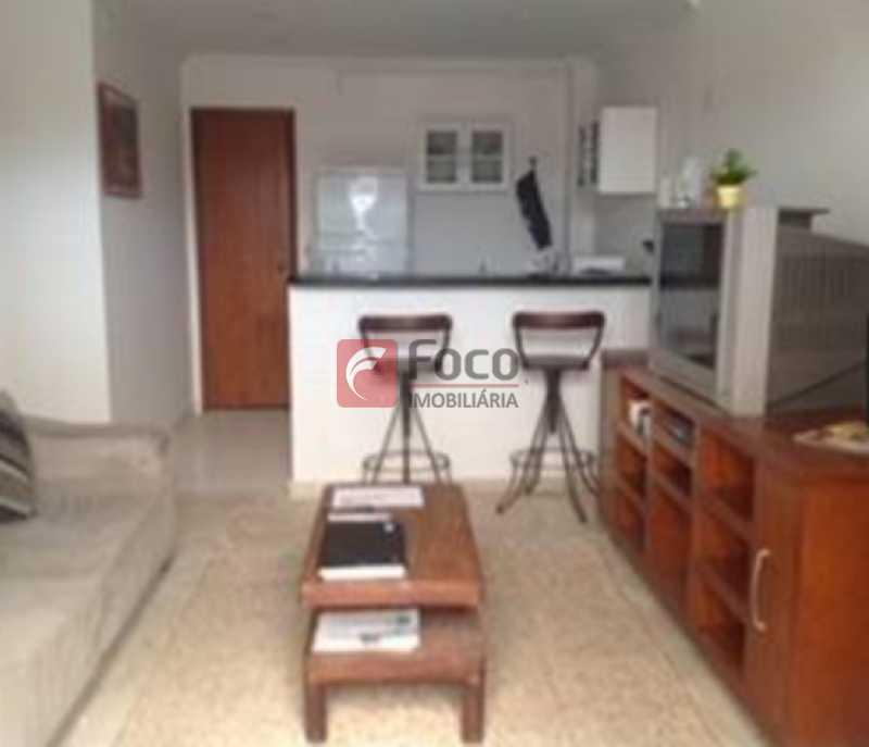 1 - Apartamento 1 quarto à venda Leblon, Rio de Janeiro - R$ 950.000 - JBAP10387 - 1