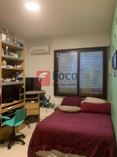 QUARTO - Apartamento à venda Rua Artur Araripe,Gávea, Rio de Janeiro - R$ 3.800.000 - JBAP40425 - 12