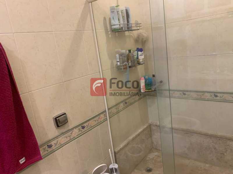 BANHEIRO SUÍTE - Apartamento à venda Rua Artur Araripe,Gávea, Rio de Janeiro - R$ 3.800.000 - JBAP40425 - 20