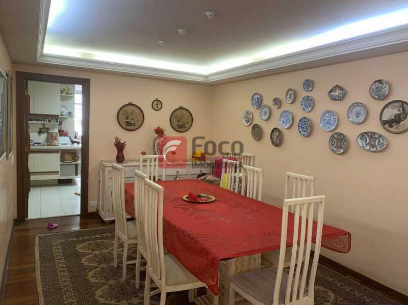 SALA - Apartamento à venda Rua Artur Araripe,Gávea, Rio de Janeiro - R$ 3.800.000 - JBAP40425 - 8