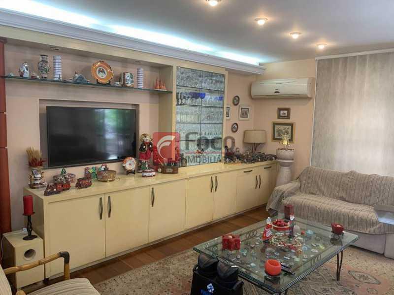 SALA - Apartamento à venda Rua Artur Araripe,Gávea, Rio de Janeiro - R$ 3.800.000 - JBAP40425 - 6