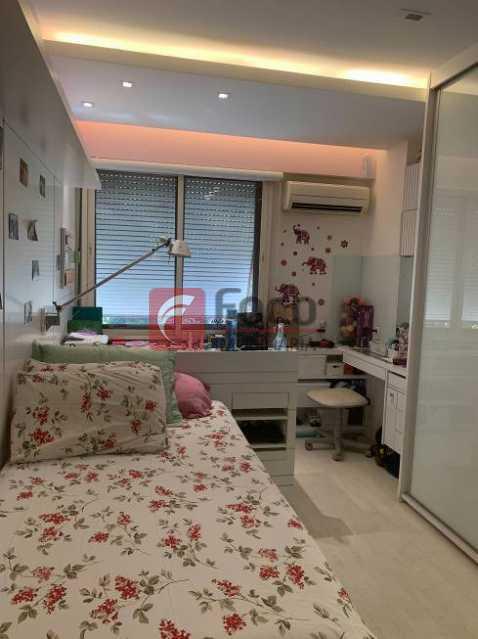 QUARTO  - Apartamento à venda Rua Artur Araripe,Gávea, Rio de Janeiro - R$ 3.800.000 - JBAP40425 - 14