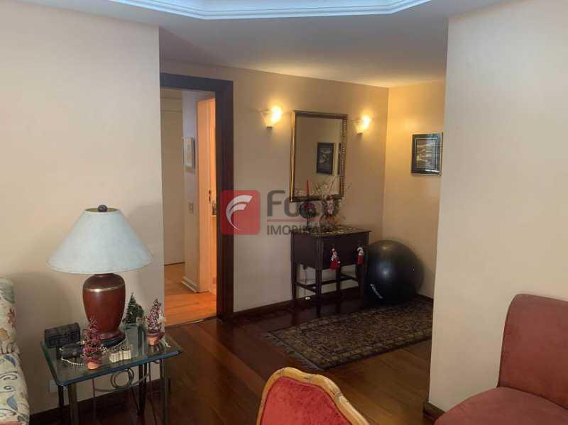 SALA - Apartamento à venda Rua Artur Araripe,Gávea, Rio de Janeiro - R$ 3.800.000 - JBAP40425 - 9