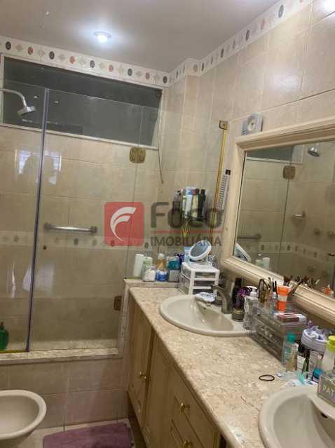 BANHEIRO SOCIAL - Apartamento à venda Rua Artur Araripe,Gávea, Rio de Janeiro - R$ 3.800.000 - JBAP40425 - 22