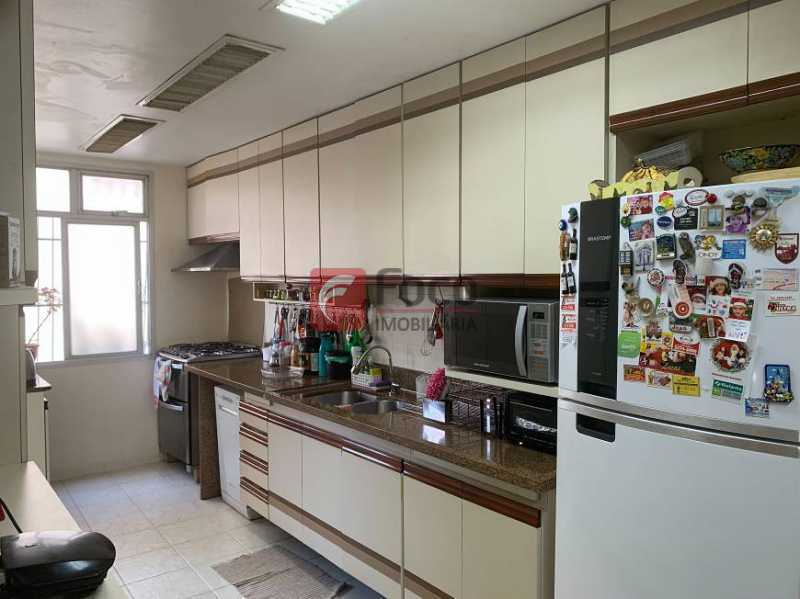 COZINHA - Apartamento à venda Rua Artur Araripe,Gávea, Rio de Janeiro - R$ 3.800.000 - JBAP40425 - 26
