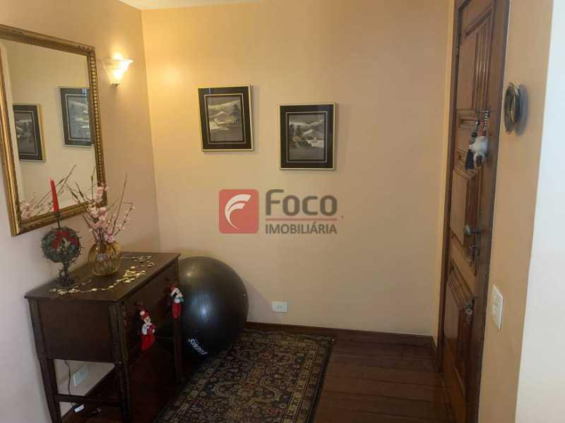 HALL - Apartamento à venda Rua Artur Araripe,Gávea, Rio de Janeiro - R$ 3.800.000 - JBAP40425 - 7