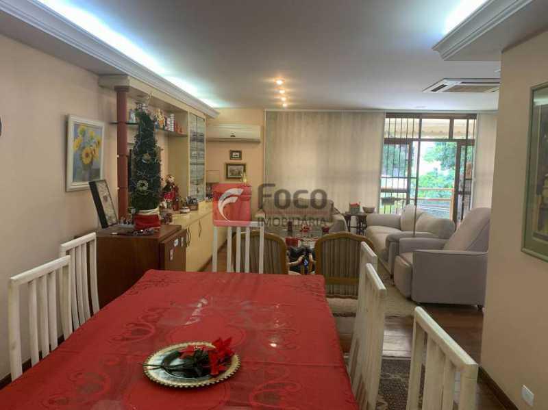 SALA - Apartamento à venda Rua Artur Araripe,Gávea, Rio de Janeiro - R$ 3.800.000 - JBAP40425 - 10