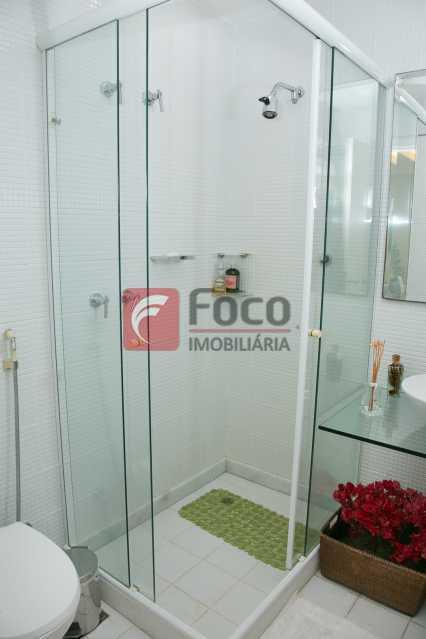 BANHEIRO 1º PISO - 2 - Cobertura à venda Avenida Epitácio Pessoa,Lagoa, Rio de Janeiro - R$ 2.500.000 - JBCO30203 - 14