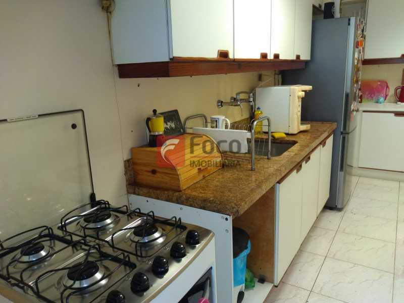 Cozinha - Cobertura à venda Avenida Epitácio Pessoa,Lagoa, Rio de Janeiro - R$ 2.500.000 - JBCO30203 - 18