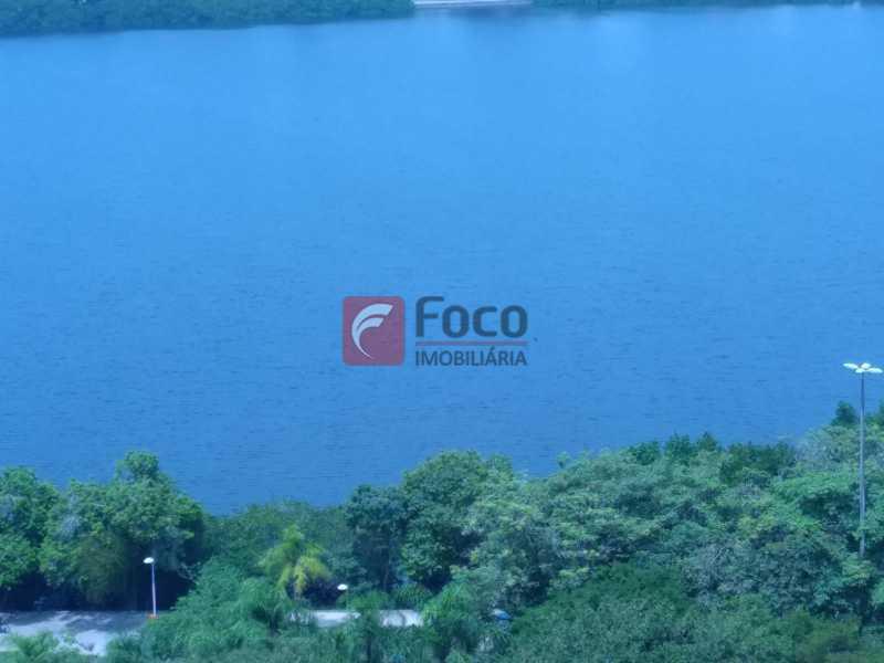 VISTA LATERAL QUARTO 1º PISO - Cobertura à venda Avenida Epitácio Pessoa,Lagoa, Rio de Janeiro - R$ 2.500.000 - JBCO30203 - 12