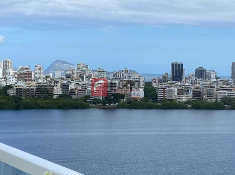1 - Cobertura à venda Avenida Epitácio Pessoa,Lagoa, Rio de Janeiro - R$ 2.500.000 - JBCO30203 - 23