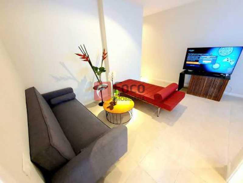 1 - Apartamento à venda Avenida Bartolomeu Mitre,Leblon, Rio de Janeiro - R$ 1.200.000 - JBAP10388 - 6