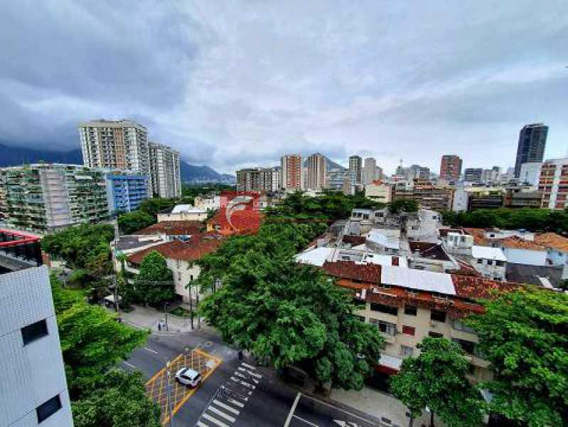 2 - Apartamento à venda Avenida Bartolomeu Mitre,Leblon, Rio de Janeiro - R$ 1.200.000 - JBAP10388 - 7