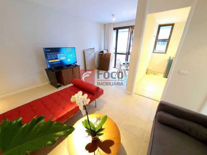 4 - Apartamento à venda Avenida Bartolomeu Mitre,Leblon, Rio de Janeiro - R$ 1.200.000 - JBAP10388 - 5