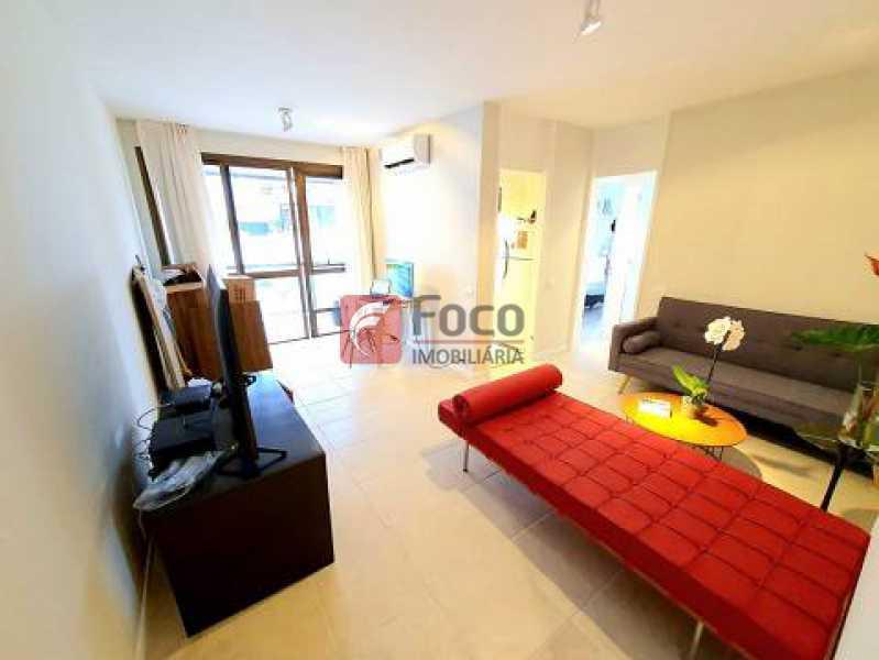 9 - Apartamento à venda Avenida Bartolomeu Mitre,Leblon, Rio de Janeiro - R$ 1.200.000 - JBAP10388 - 3