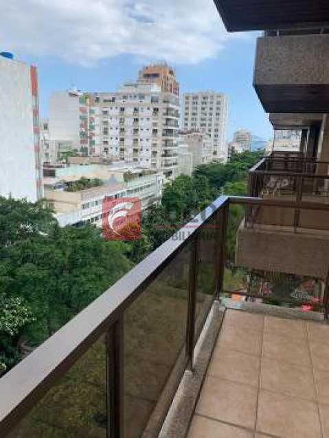 11 - Apartamento à venda Avenida Bartolomeu Mitre,Leblon, Rio de Janeiro - R$ 1.200.000 - JBAP10388 - 1