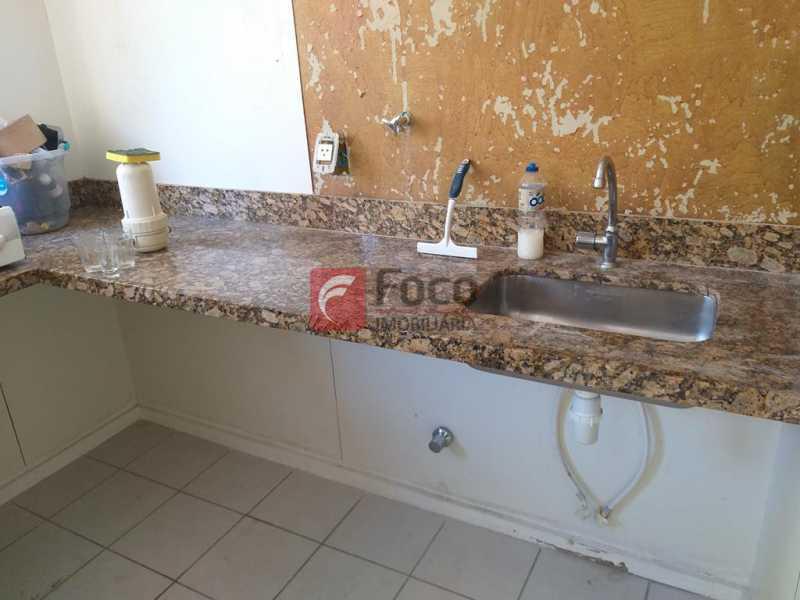 COZINHA - Cobertura à venda Rua Assis Bueno,Botafogo, Rio de Janeiro - R$ 1.260.000 - JBCO10014 - 9