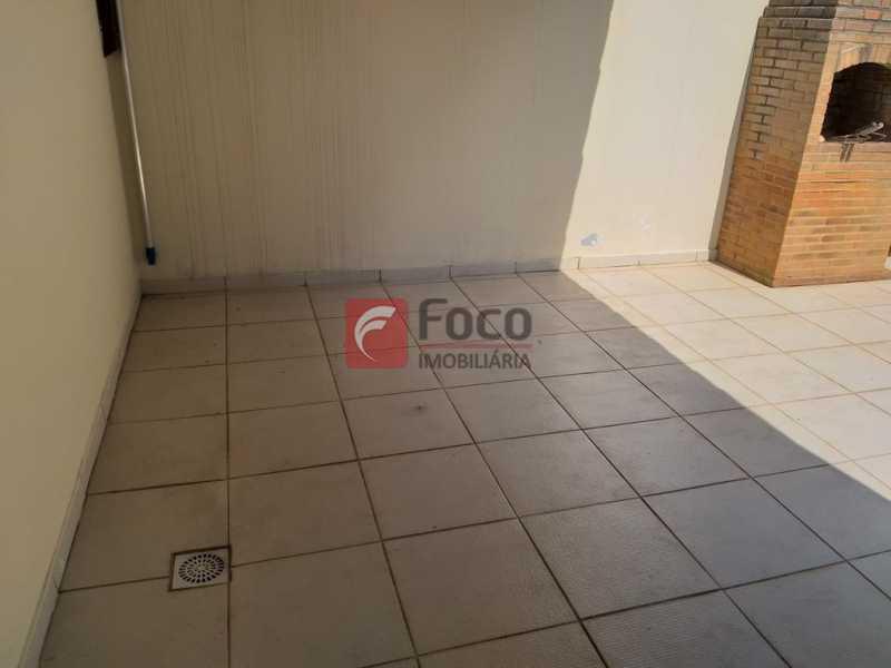TERRAÇO - Cobertura à venda Rua Assis Bueno,Botafogo, Rio de Janeiro - R$ 1.260.000 - JBCO10014 - 10