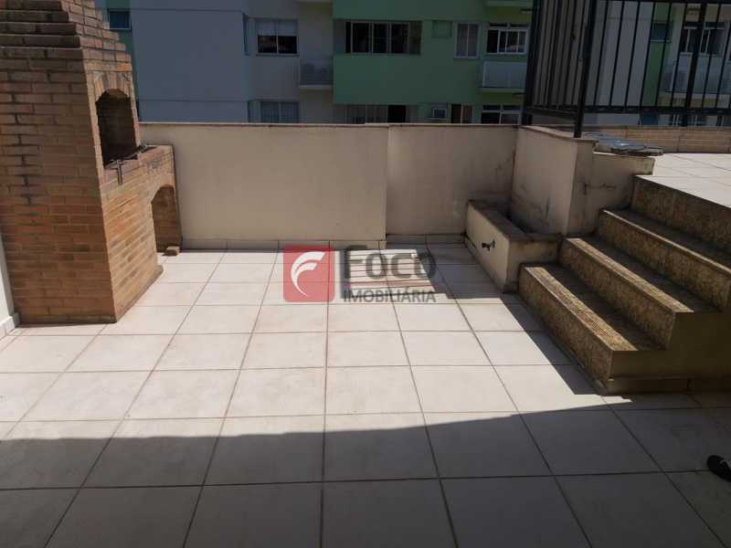 TERRAÇO - Cobertura à venda Rua Assis Bueno,Botafogo, Rio de Janeiro - R$ 1.260.000 - JBCO10014 - 11