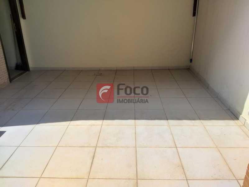 TERRAÇO - Cobertura à venda Rua Assis Bueno,Botafogo, Rio de Janeiro - R$ 1.260.000 - JBCO10014 - 17