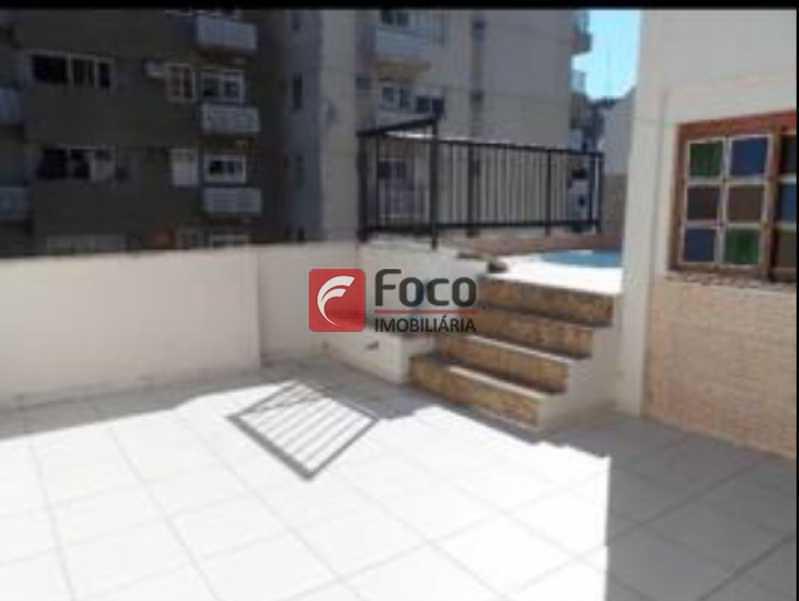 TERRAÇO - Cobertura à venda Rua Assis Bueno,Botafogo, Rio de Janeiro - R$ 1.260.000 - JBCO10014 - 14