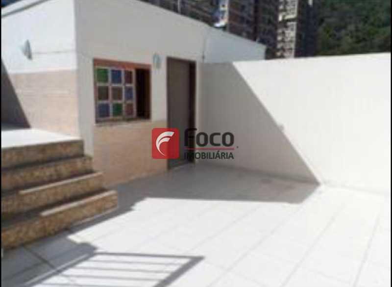 TERRAÇO - Cobertura à venda Rua Assis Bueno,Botafogo, Rio de Janeiro - R$ 1.260.000 - JBCO10014 - 15