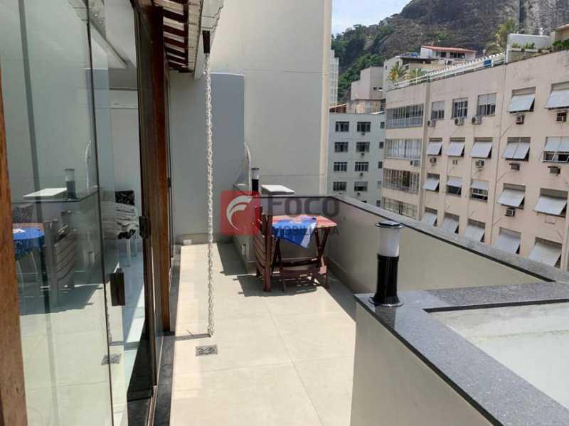 4 - Cobertura à venda Rua Leopoldo Miguez,Copacabana, Rio de Janeiro - R$ 2.150.000 - JBCO50019 - 1