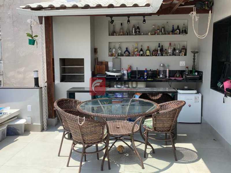 6 - Cobertura à venda Rua Leopoldo Miguez,Copacabana, Rio de Janeiro - R$ 2.150.000 - JBCO50019 - 3