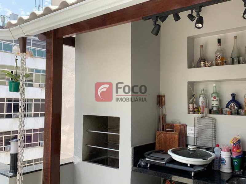 8 - Cobertura à venda Rua Leopoldo Miguez,Copacabana, Rio de Janeiro - R$ 2.150.000 - JBCO50019 - 4
