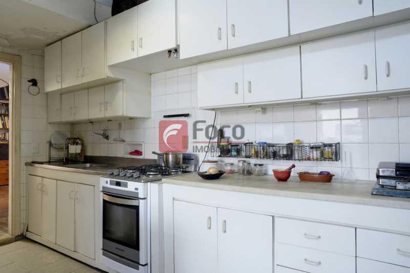 cozinha_GRI2124_5_6_fused_- - Cobertura à venda Rua Voluntários da Pátria,Botafogo, Rio de Janeiro - R$ 1.700.000 - JBCO40100 - 21