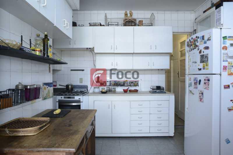 cozinha_GRI2146_- - Cobertura à venda Rua Voluntários da Pátria,Botafogo, Rio de Janeiro - R$ 1.700.000 - JBCO40100 - 20