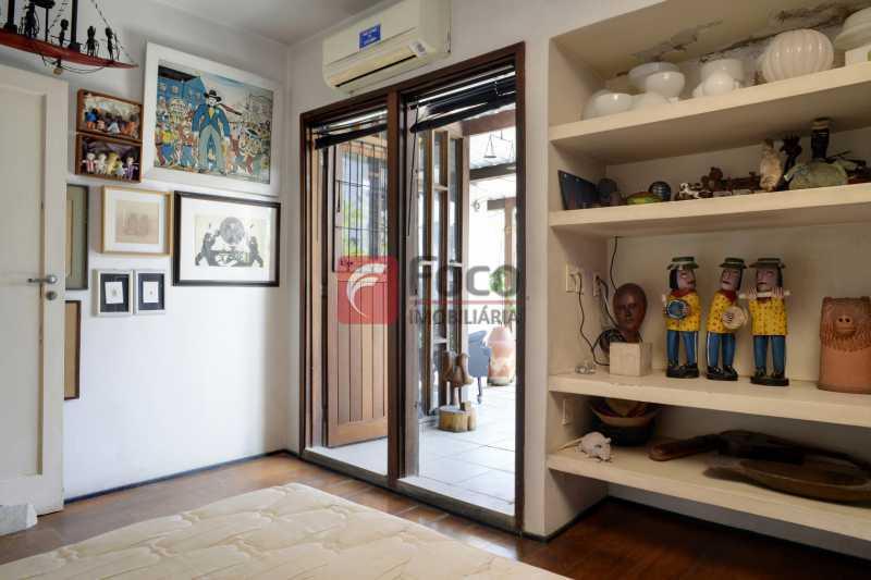 quarto azul_GRI2209_10_fused_- - Cobertura à venda Rua Voluntários da Pátria,Botafogo, Rio de Janeiro - R$ 1.700.000 - JBCO40100 - 12