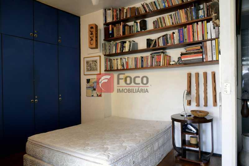 quarto azul_GRI2213_5_6_7_fuse - Cobertura à venda Rua Voluntários da Pátria,Botafogo, Rio de Janeiro - R$ 1.700.000 - JBCO40100 - 24