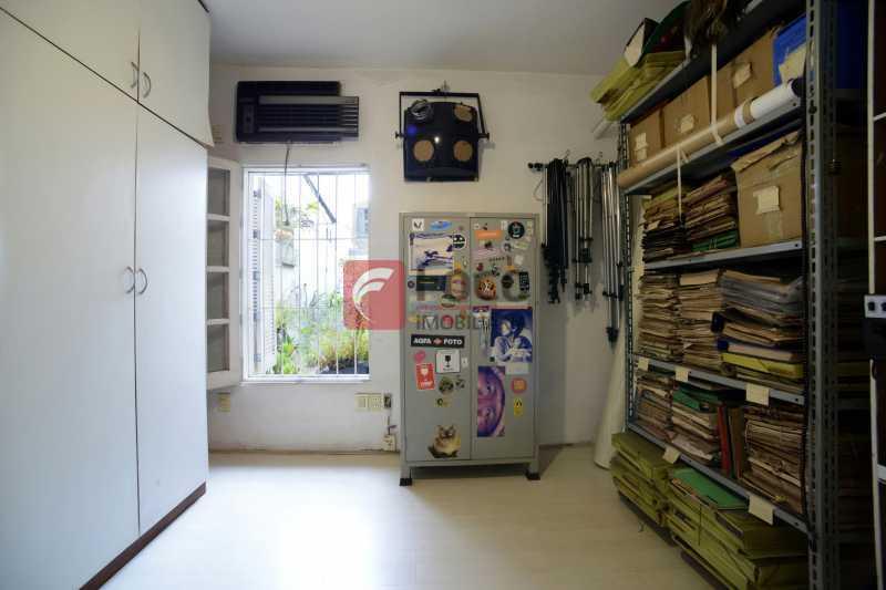quarto branco_GRI2186_- - Cobertura à venda Rua Voluntários da Pátria,Botafogo, Rio de Janeiro - R$ 1.700.000 - JBCO40100 - 30