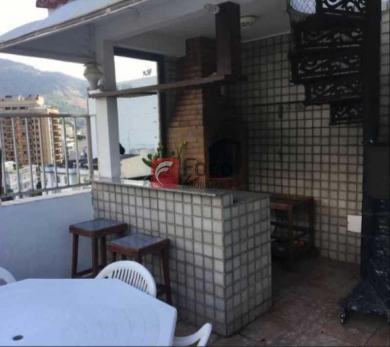 0ee6c52f-8b87-4ea7-96e1-f0bc95 - Cobertura à venda Avenida General San Martin,Leblon, Rio de Janeiro - R$ 9.500.000 - JBCO40101 - 5