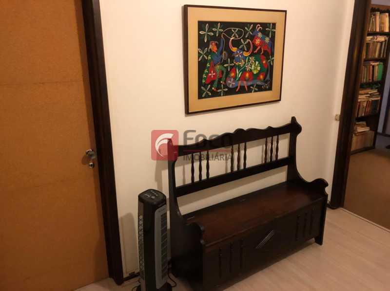 RECEPÇÃO: - Sala Comercial 51m² à venda Rua Voluntários Da Pátria,Botafogo, Rio de Janeiro - R$ 700.000 - JBSL00091 - 3
