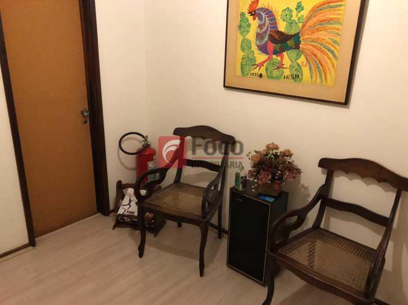 RECEPÇÃO: - Sala Comercial 51m² à venda Rua Voluntários Da Pátria,Botafogo, Rio de Janeiro - R$ 700.000 - JBSL00091 - 4
