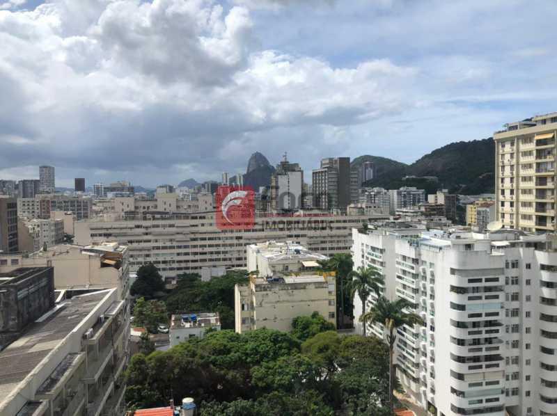 VISTA: - Sala Comercial 51m² à venda Rua Voluntários Da Pátria,Botafogo, Rio de Janeiro - R$ 700.000 - JBSL00091 - 8