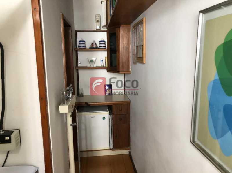 CIRCULAÇÃO: - Sala Comercial 51m² à venda Rua Voluntários Da Pátria,Botafogo, Rio de Janeiro - R$ 780.000 - JBSL00092 - 7