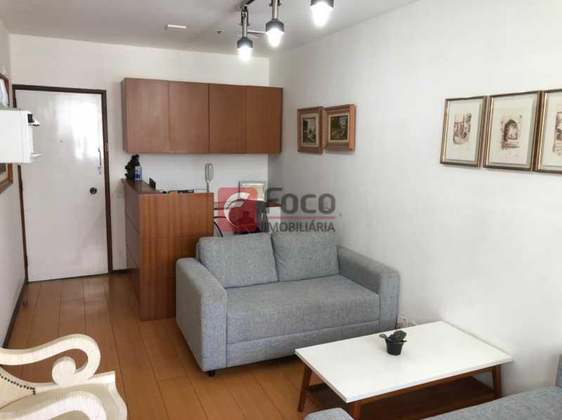 RECEPÇÃO: - Sala Comercial 51m² à venda Rua Voluntários Da Pátria,Botafogo, Rio de Janeiro - R$ 780.000 - JBSL00092 - 8