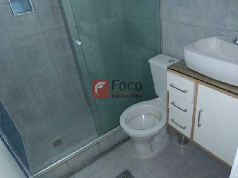 BANHEIRO SOCIAL - Kitnet/Conjugado 24m² à venda Rua Pio Correia,Jardim Botânico, Rio de Janeiro - R$ 350.000 - JBKI00130 - 10