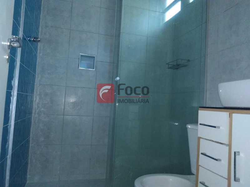BANHEIRO SOCIAL - Kitnet/Conjugado 24m² à venda Rua Pio Correia,Jardim Botânico, Rio de Janeiro - R$ 350.000 - JBKI00130 - 11