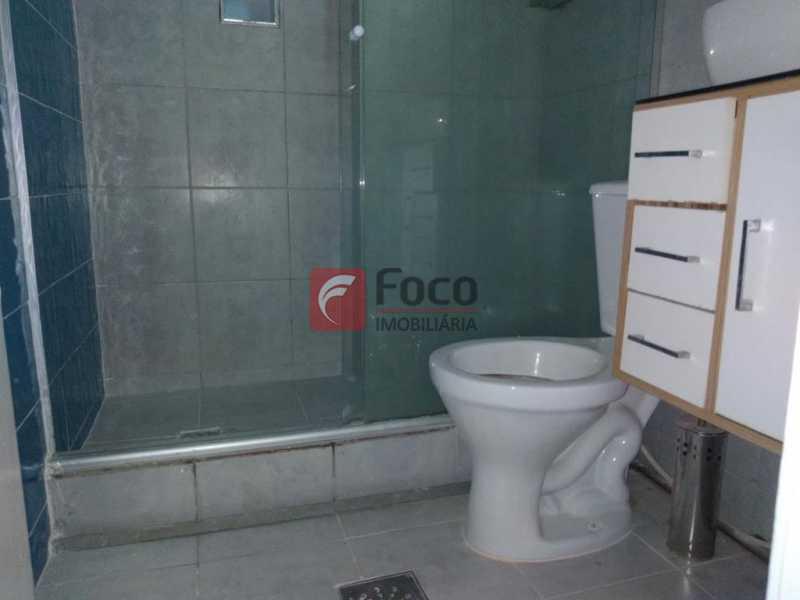 BANHEIRO SOCIAL - Kitnet/Conjugado 24m² à venda Rua Pio Correia,Jardim Botânico, Rio de Janeiro - R$ 350.000 - JBKI00130 - 12