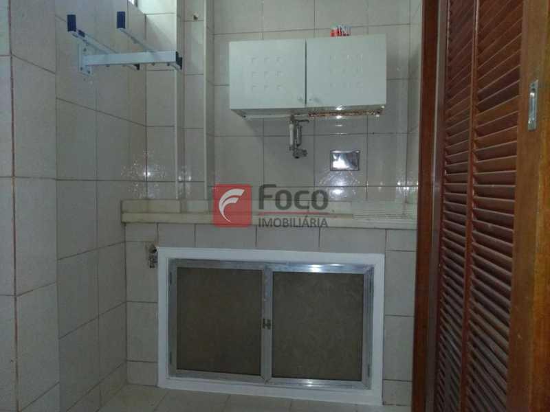COZINHA - Kitnet/Conjugado 24m² à venda Rua Pio Correia,Jardim Botânico, Rio de Janeiro - R$ 350.000 - JBKI00130 - 16