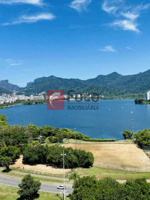 1 - Cobertura à venda Avenida Epitácio Pessoa,Ipanema, Rio de Janeiro - R$ 8.100.000 - JBCO40102 - 1