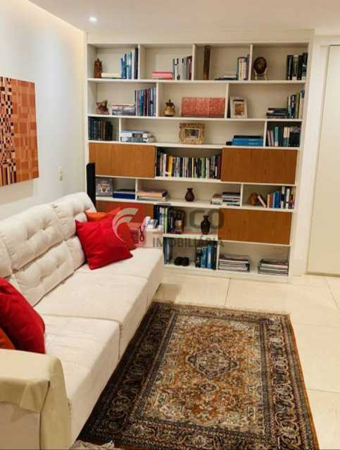 5 - Cobertura à venda Avenida Epitácio Pessoa,Ipanema, Rio de Janeiro - R$ 8.100.000 - JBCO40102 - 7
